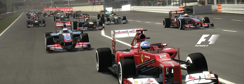 Watch F1 abroad