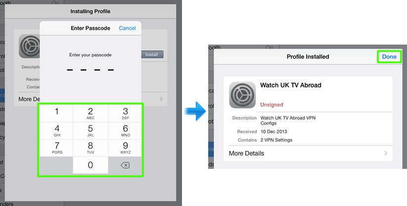 how to get vpn on apple tv 3
