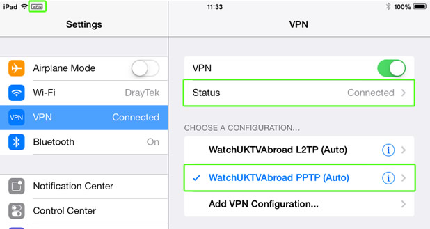 How to Watch UK TV Abroad on iPad, iPhone and iPod Touch