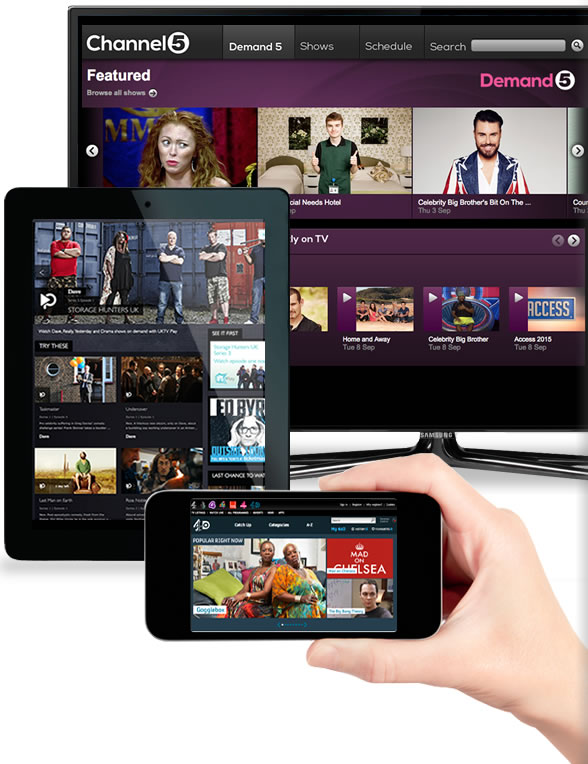 Watch UK US TV Abroad - BBC iPlayer, iTV Player